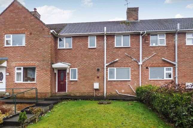 Thumbnail Terraced house for sale in Priestlands Close, Hexham