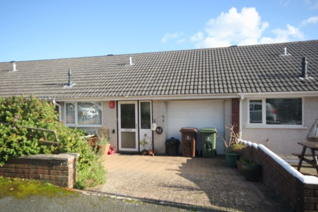 Thumbnail Semi-detached bungalow to rent in Grantley Gardens, Plymouth