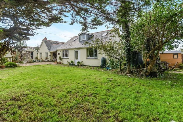 Thumbnail Bungalow for sale in The Circle Johns Corner, Rosudgeon, Penzance