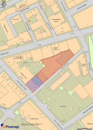 Thumbnail Land to let in Site 1 South Ward Road, Dundee