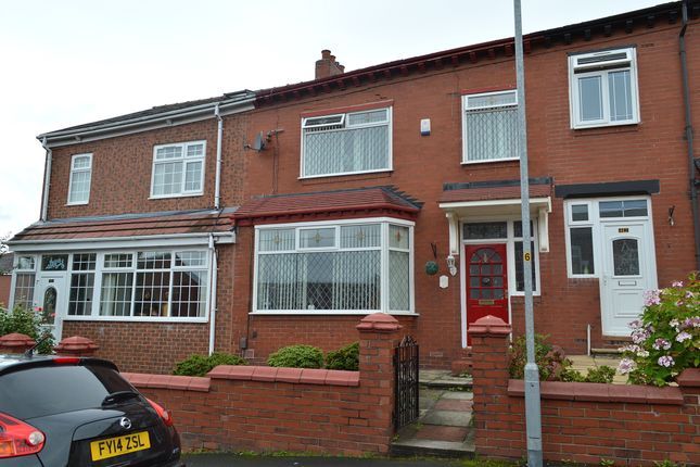 Thumbnail Terraced house for sale in Cheviot Avenue, Oldham