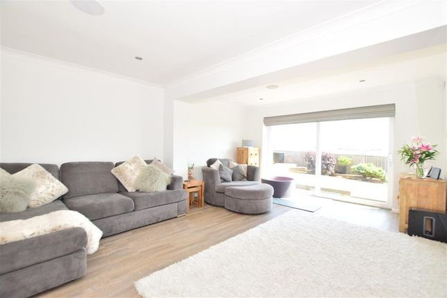 Thumbnail Detached house for sale in Morestead, Peacehaven, East Sussex