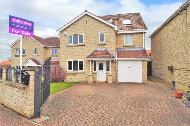 Thumbnail Detached house for sale in Swinston Hill Gardens, Dinnington, Sheffield