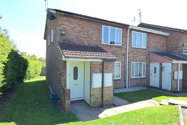 Thumbnail Maisonette to rent in Hafren Close, Rubery / Rednal