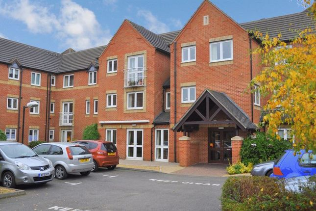 Thumbnail Flat for sale in Marshall Court, Market Harborough
