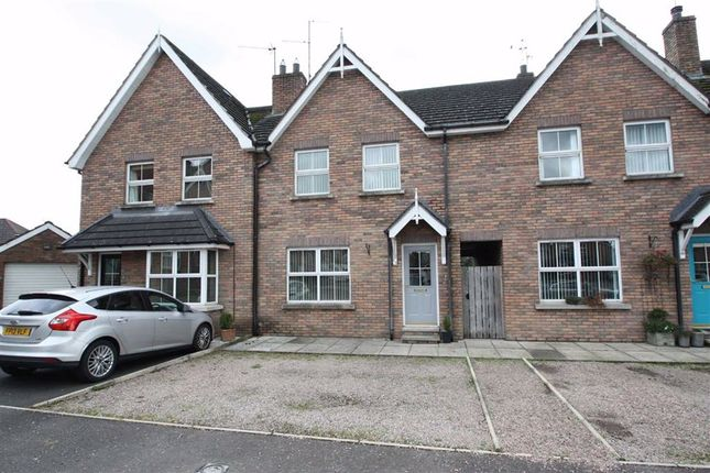 Thumbnail Town house for sale in Church Green, Dromore, Down