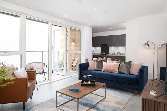 """Thumbnail Flat for sale in """"Vargas Apartments"""" at Western Avenue, Acton, London"""