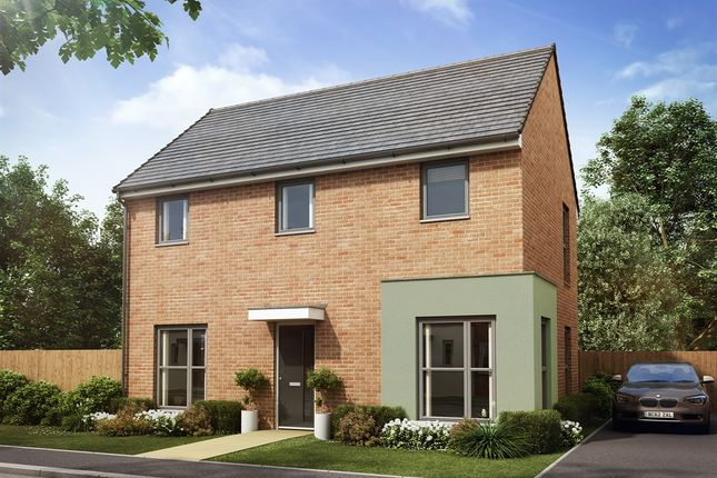 """Thumbnail Detached house for sale in """"London D """" at Mill Road, Aveley, South Ockendon"""