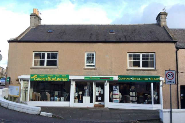 Thumbnail Retail premises for sale in Rodger Street, Anstruther