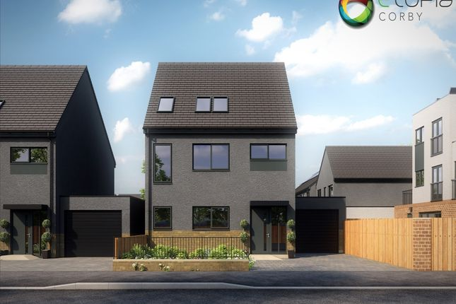 Thumbnail Detached house for sale in The Pax, The Avenue, Priors Hall Park, Weldon