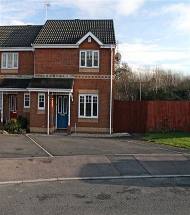 Thumbnail Property to rent in Banc Gelli Las, Broadlands, Bridgend