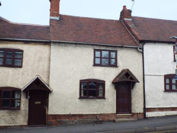 Thumbnail Terraced house for sale in Wood Street, Ashby-De-La-Zouch, Leicestershire