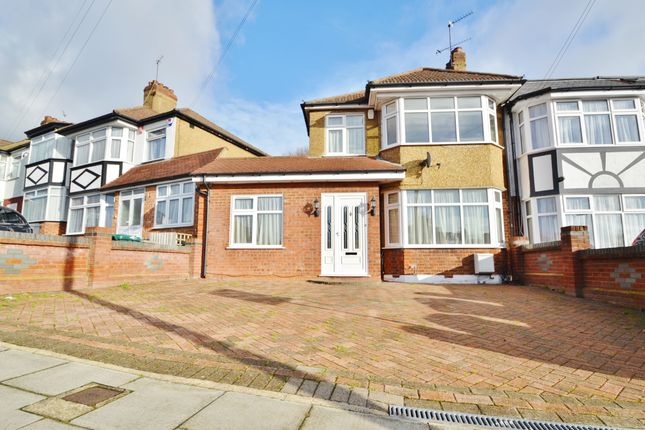 Thumbnail Semi-detached house to rent in Daneland, East Barnet