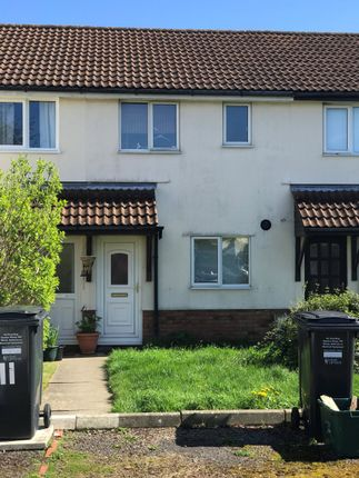 Thumbnail Terraced house to rent in Saxby Close, Weston-Super-Mare