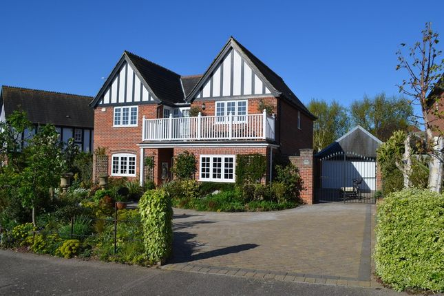 Thumbnail Detached house for sale in College Green, Felixstowe
