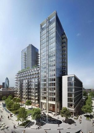 Thumbnail Flat for sale in 61 Leman Street, Aldgate