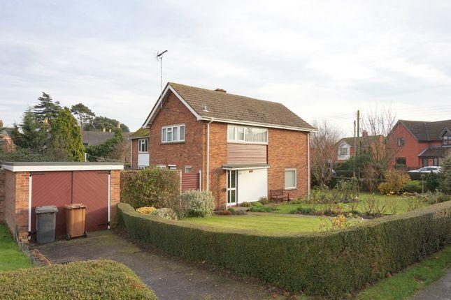 Thumbnail Semi-detached house for sale in Chesapeake Close, Chelmondiston, Ipswich, Suffolk