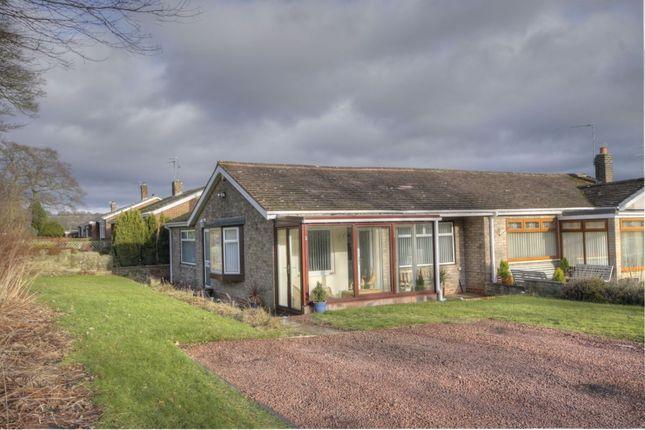 Thumbnail Bungalow for sale in Ridgeway, Lanchester, Durham