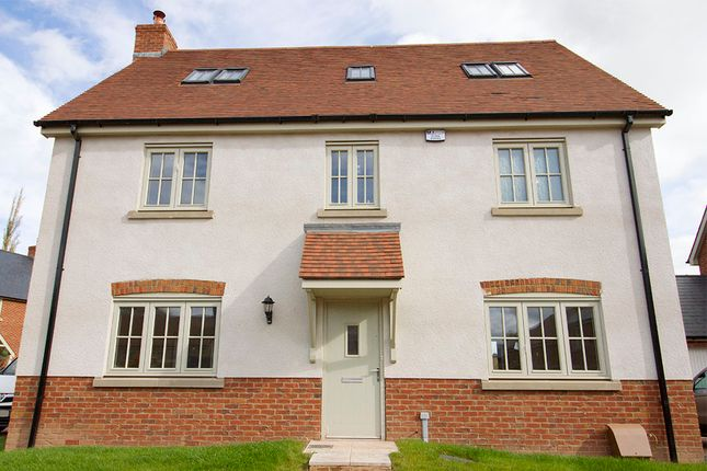 Thumbnail Detached house for sale in The Berrington, England's Field, Bodenham, Hereford, Herefordshire