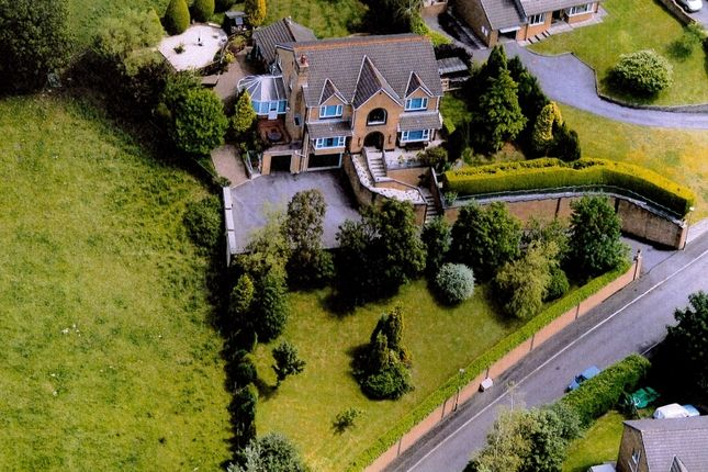 Thumbnail Detached house for sale in Plas Y Fforest, Fforest, Swansea, West Glamorgan.