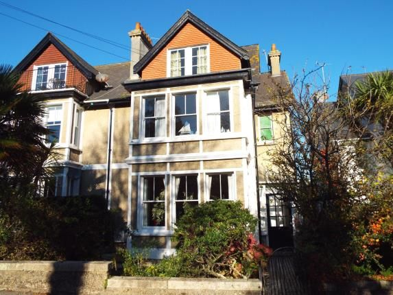 Thumbnail Semi-detached house for sale in Falmouth, Cornwall