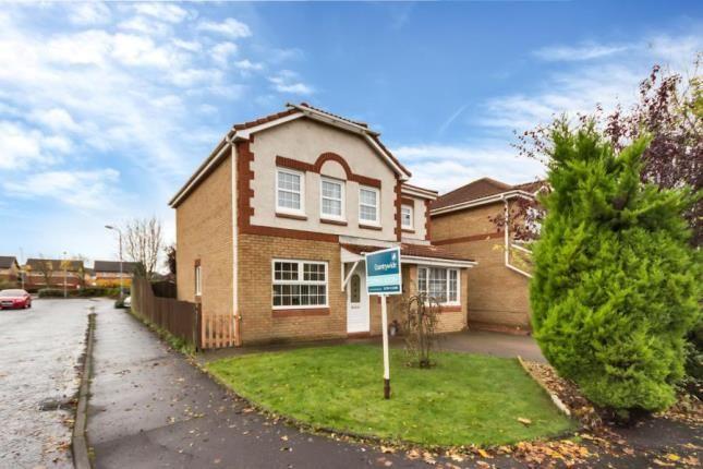 Thumbnail Detached house for sale in Auchanshangan Drive, Saltcoats, North Ayrshire