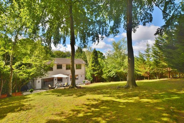 Thumbnail Detached house for sale in Burgess Wood Road, Beaconsfield