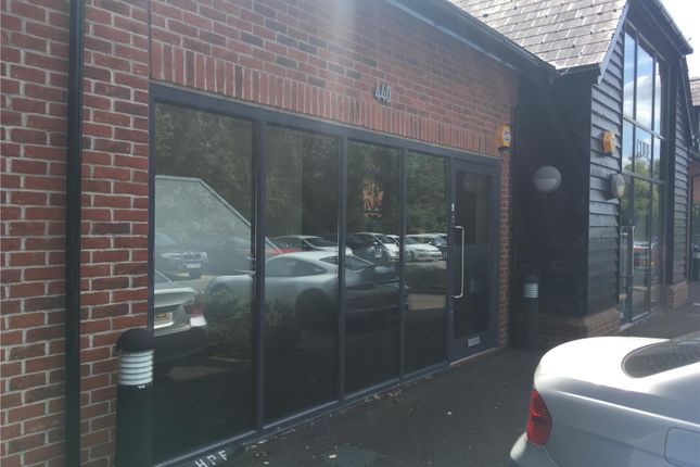 Thumbnail Office for sale in 440 The Grange, Romsey Road, Romsey, Hampshire