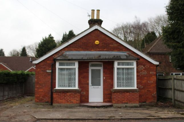 Thumbnail Bungalow to rent in Frimley Road, Ash Vale