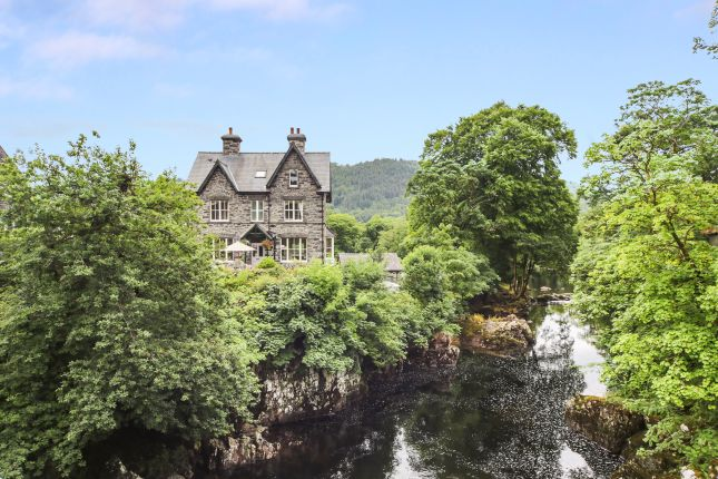 Thumbnail 7 bed detached house for sale in Betws-Y-Coed