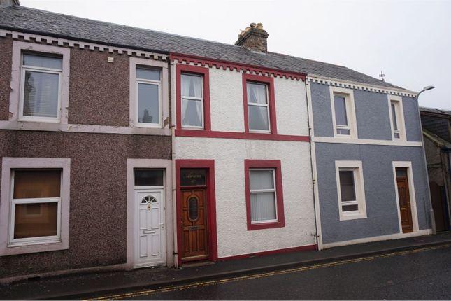 Thumbnail Terraced house for sale in Sun Street, Stranraer
