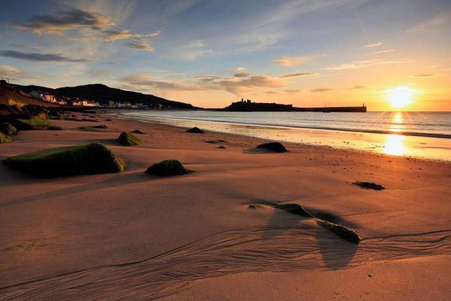 Sunset of 5 Marine Parade, Peel, Isle Of Man IM5