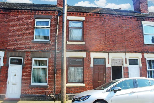 Thumbnail Terraced house for sale in Hines Street, Stoke-On-Trent, Staffordshire