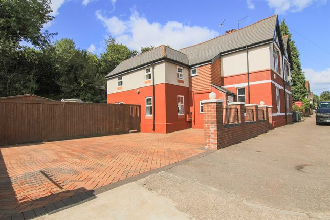 Thumbnail Semi-detached house for sale in Fidlas Road, Llanishen, Cardiff