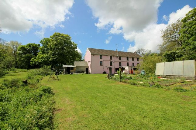 Thumbnail Detached house for sale in Dreenhill, Haverfordwest