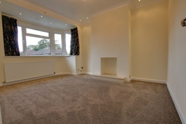 Thumbnail Maisonette to rent in Transmere Road, Petts Wood