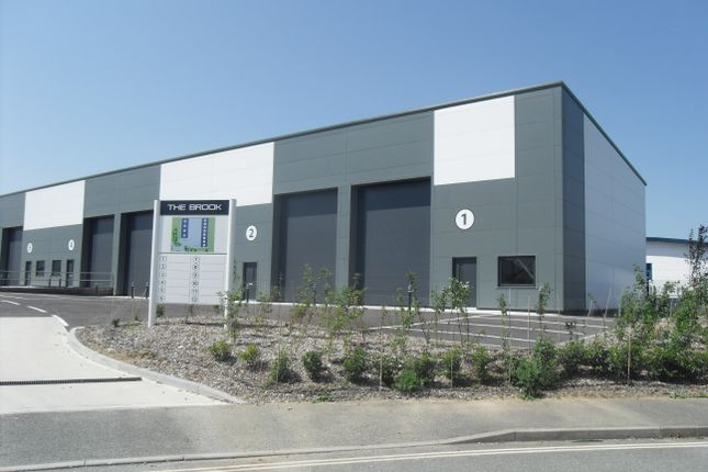 Thumbnail Industrial to let in St Cross Business Park, Newport