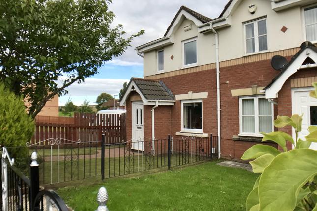 Thumbnail Terraced house for sale in Springhill Farm Road, Baillieston, Glasgow