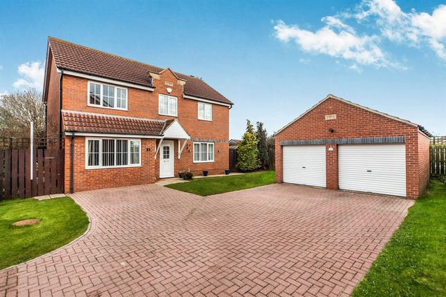 Thumbnail Detached house for sale in Whinflower Drive, Norton, Stockton-On-Tees
