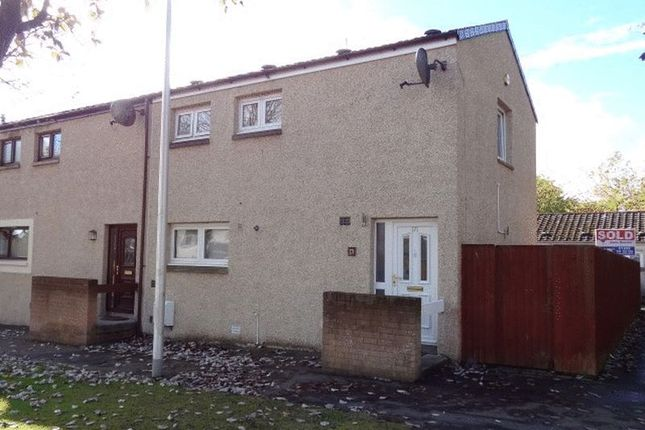 Thumbnail End terrace house to rent in Altyre Avenue, Glenrothes, Fife