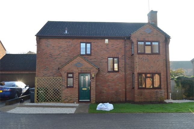 Thumbnail Detached house for sale in Clarke Court, Earls Barton, Northampton
