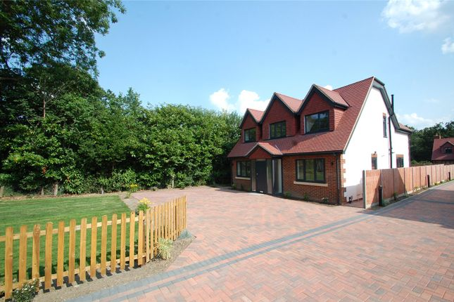 Thumbnail Detached house for sale in Goldcrest, Wexham Park Lane, Wexham