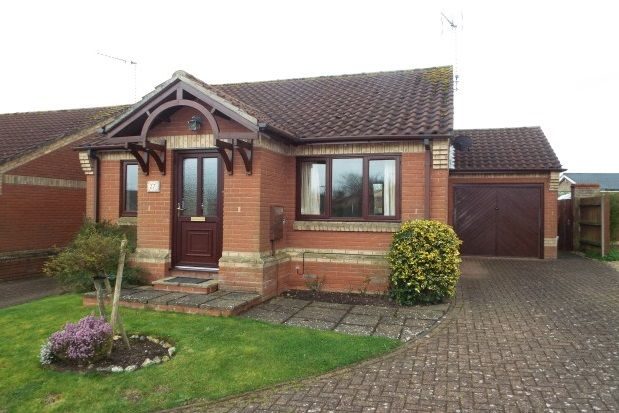 Thumbnail Bungalow to rent in Barley Meadow, Halesworth