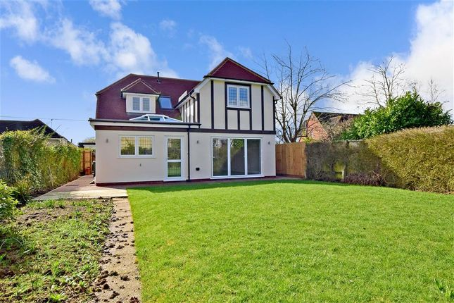 Thumbnail Detached house for sale in Mill Road, Billericay, Essex