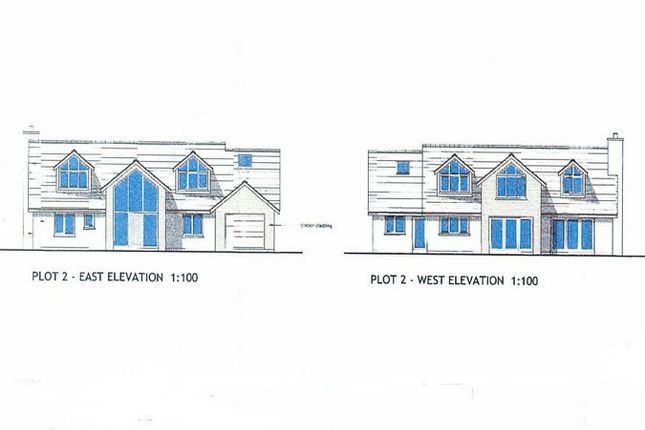 Thumbnail Detached house for sale in The Orchard, High Street, St Austell