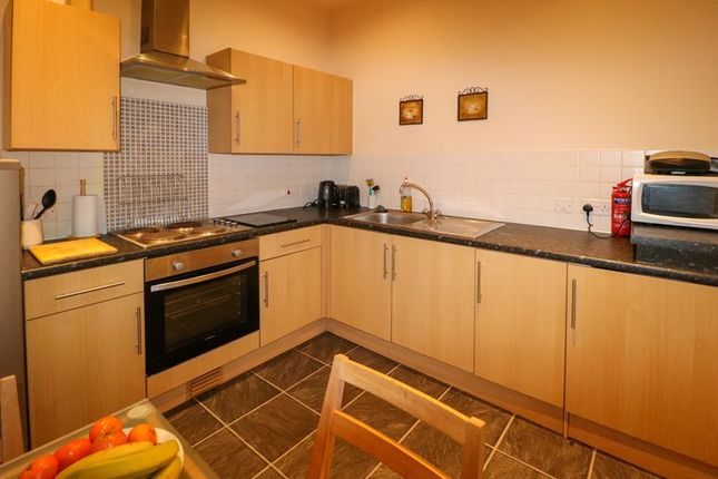 Kitchen of Newton Drive, Blackpool FY3