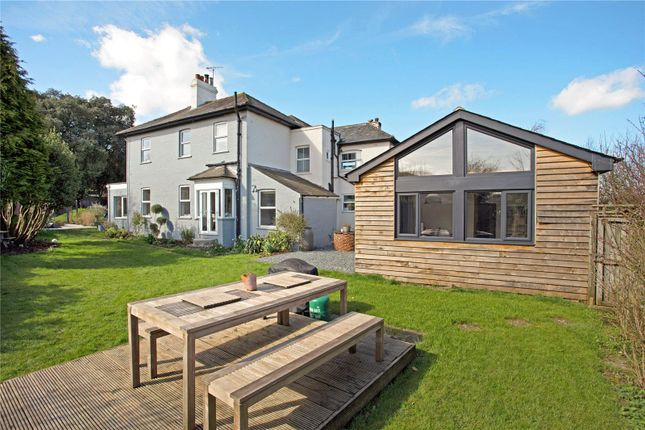 Thumbnail Detached house for sale in Brighton Road, Clayton, West Sussex