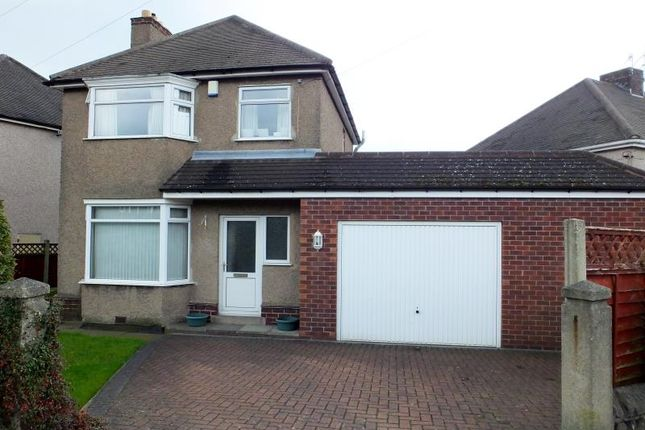 Thumbnail Detached house for sale in Snape Hill Lane, Dronfield