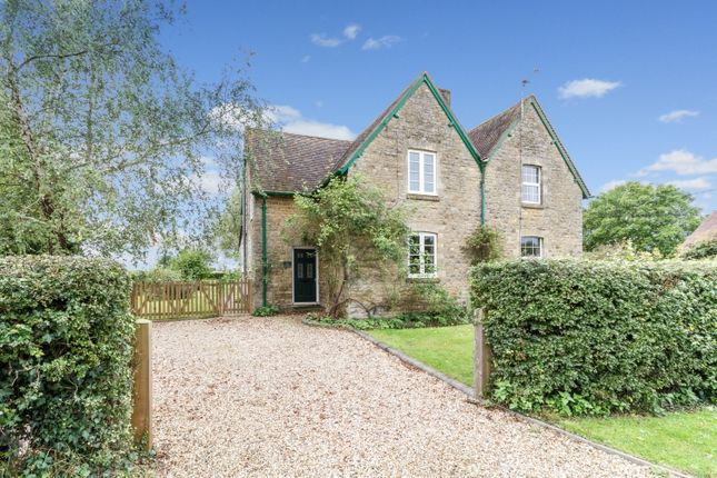 Thumbnail Semi-detached house to rent in Station Road, South Leigh, Witney