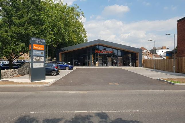 Thumbnail Retail premises to let in Unit 1, Princes Road, Wells, Somerset